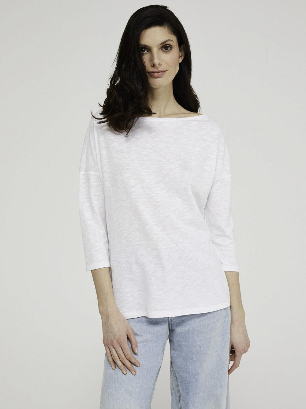 SISLEY Μπλούζα t-shirt 3FD4L12EE 21P101