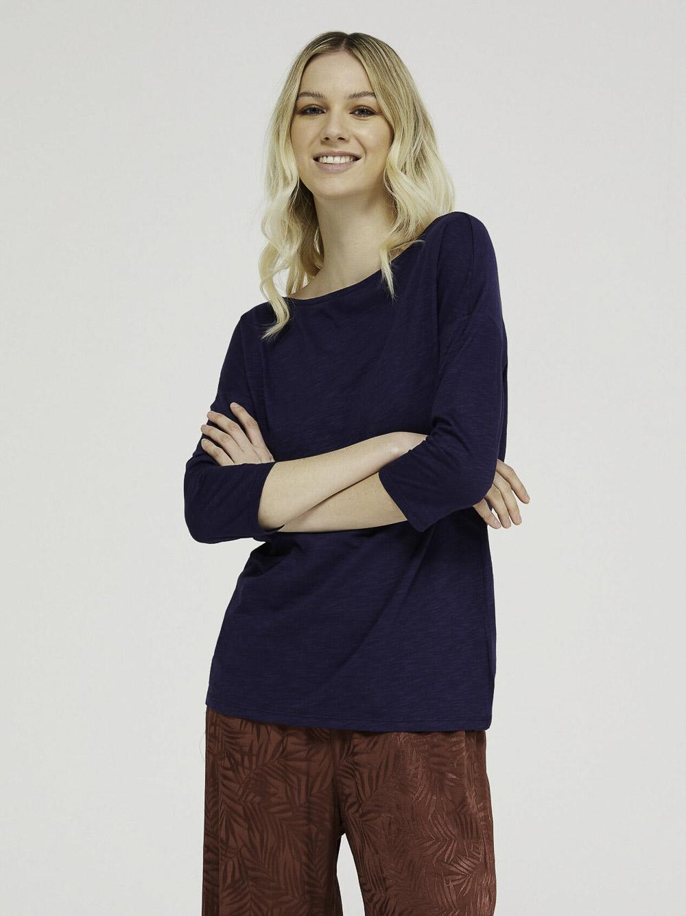 SISLEY Μπλούζα t-shirt 3FD4L12EE 21P252
