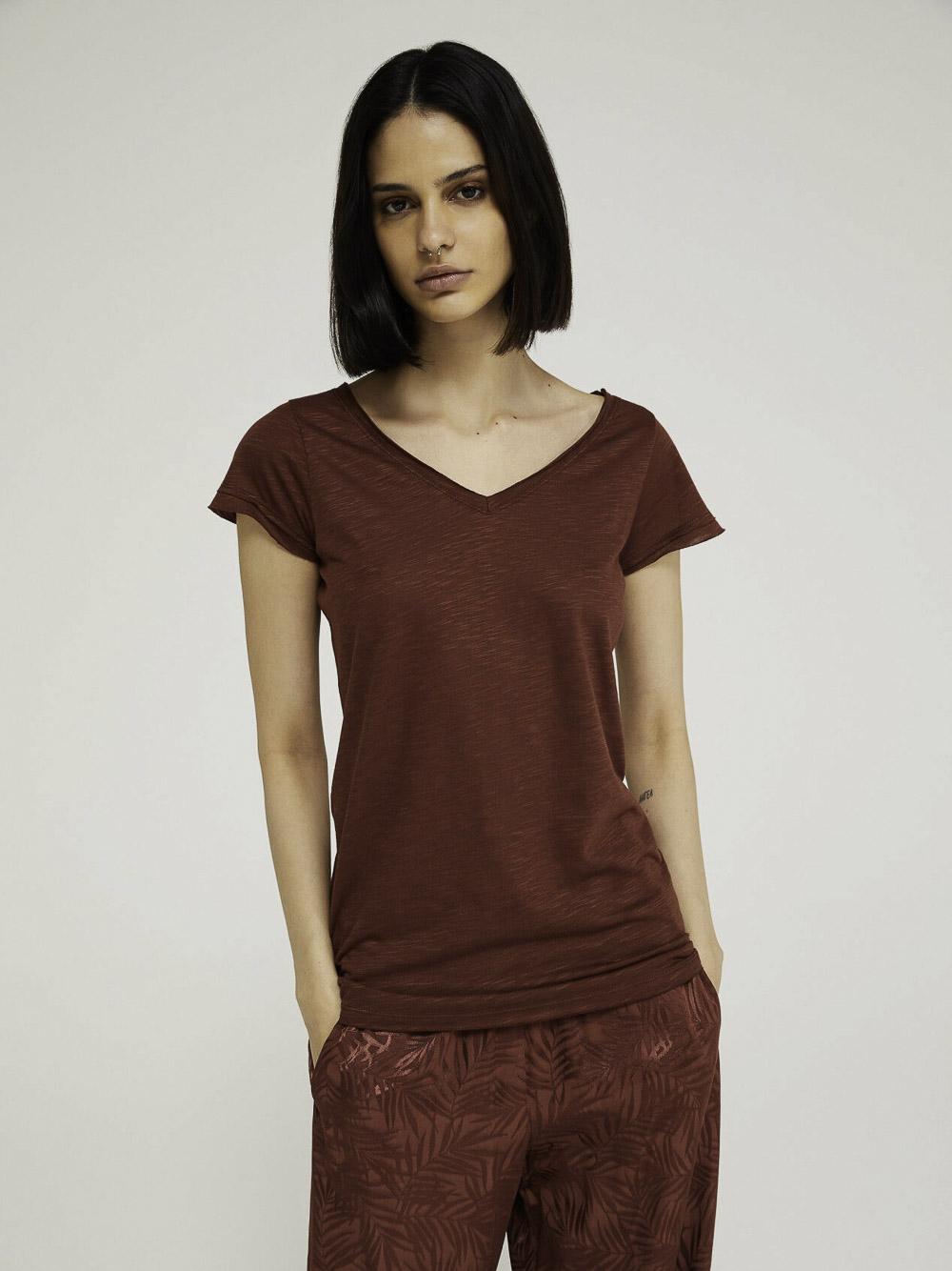 SISLEY Μπλούζα t-shirt 3FD4L4007 21P07B