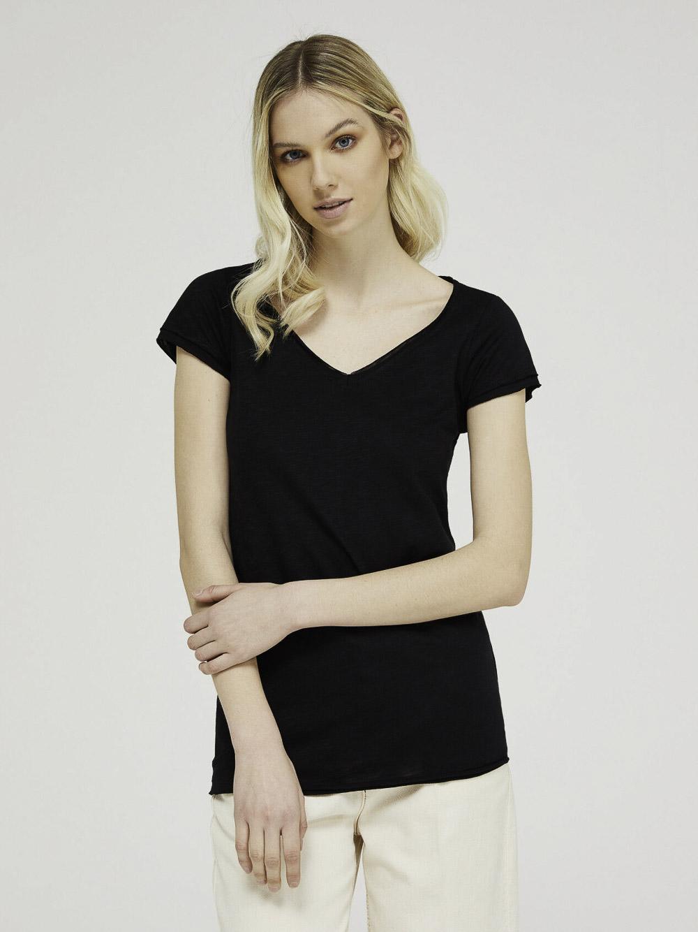 SISLEY Μπλούζα t-shirt 3FD4L4007 21P100