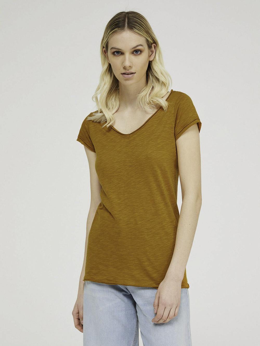 SISLEY Μπλούζα t-shirt 3FD4L4007 21P14V