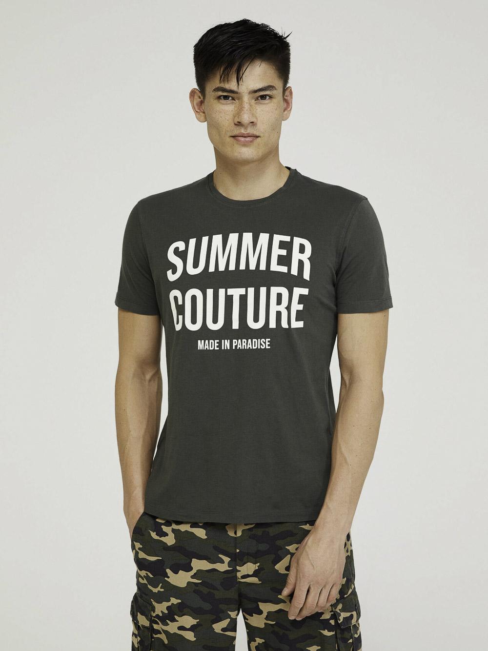 SISLEY Μπλούζα t-shirt 3TM4O12QQ 21P1D1