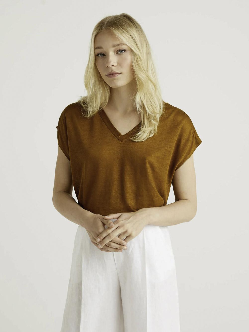 BENETTON Μπλούζα t-shirt 3S1ME4275 21E2B3