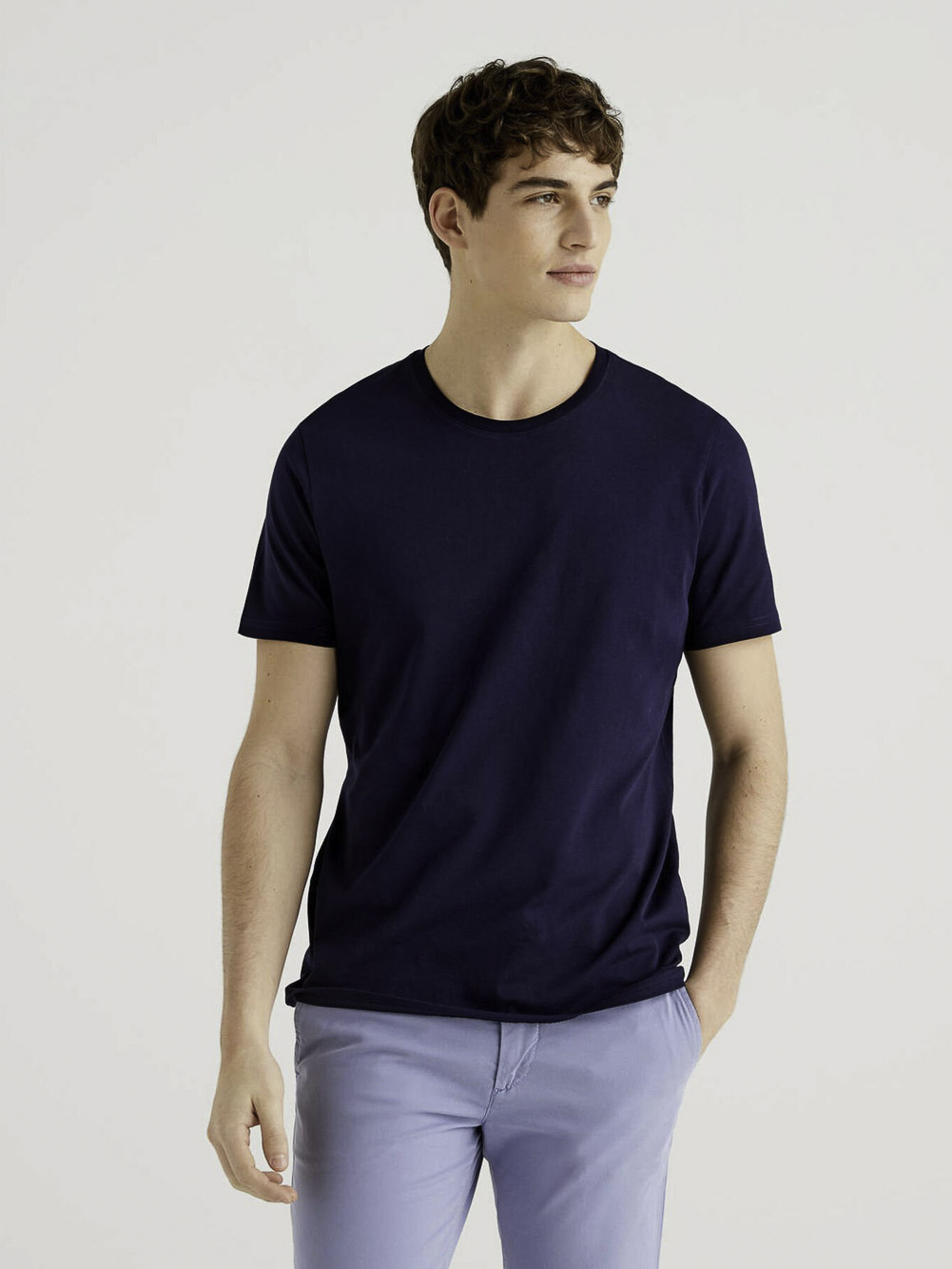 BENETTON Μπλούζα t-shirt 3U53J1F15 21P016