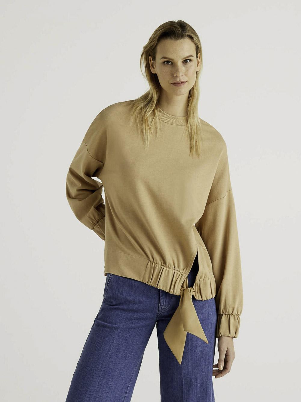 BENETTON Μπλούζα t-shirt 3MF2E2269 21P394