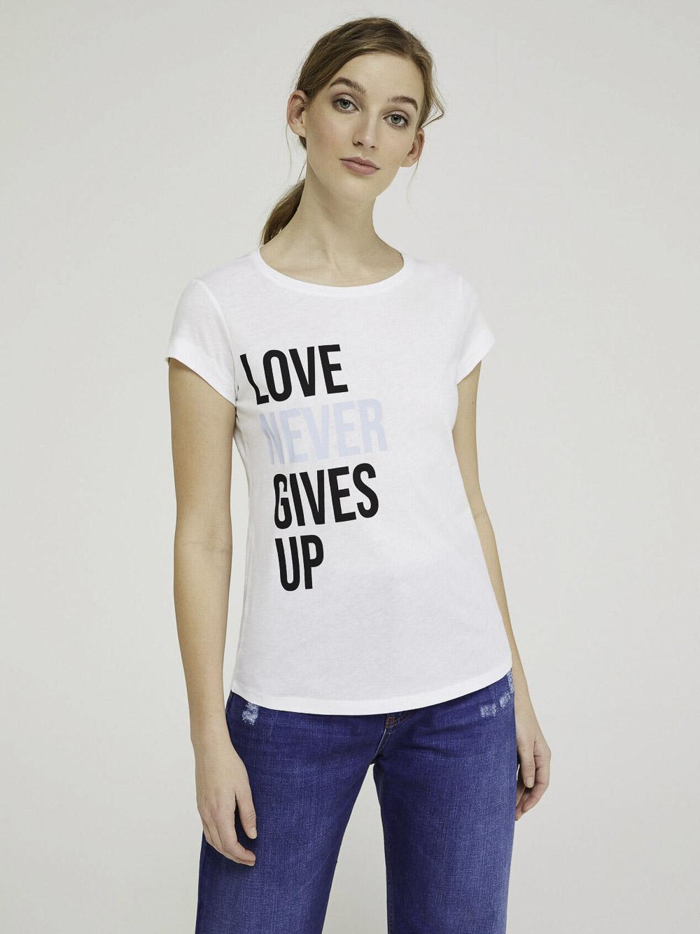 SISLEY Μπλούζα t-shirt 3L7NL12QY 21P901