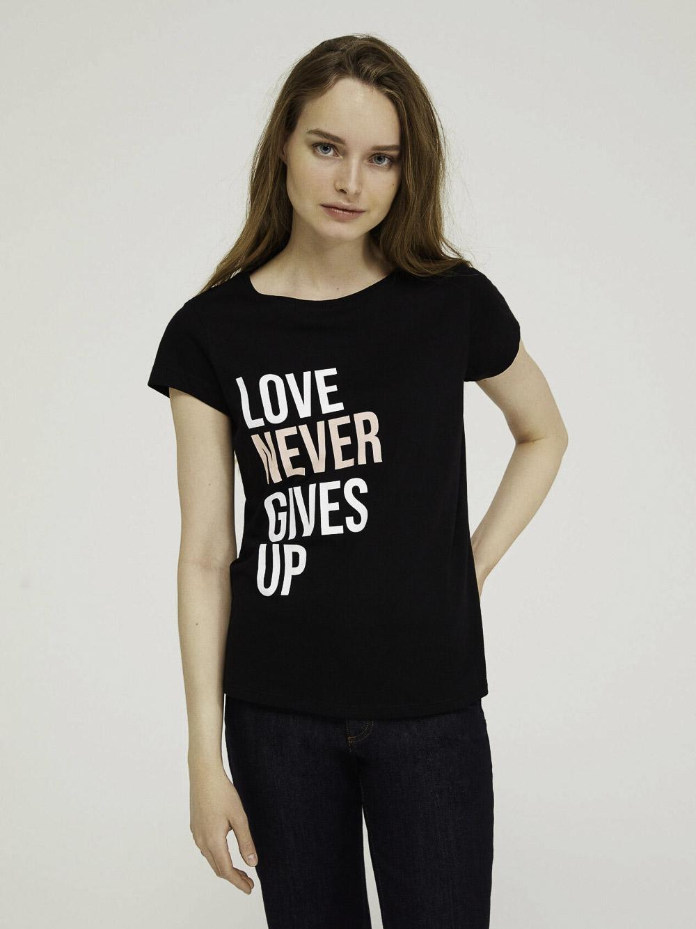 SISLEY Μπλούζα t-shirt 3L7NL12QY 21P921