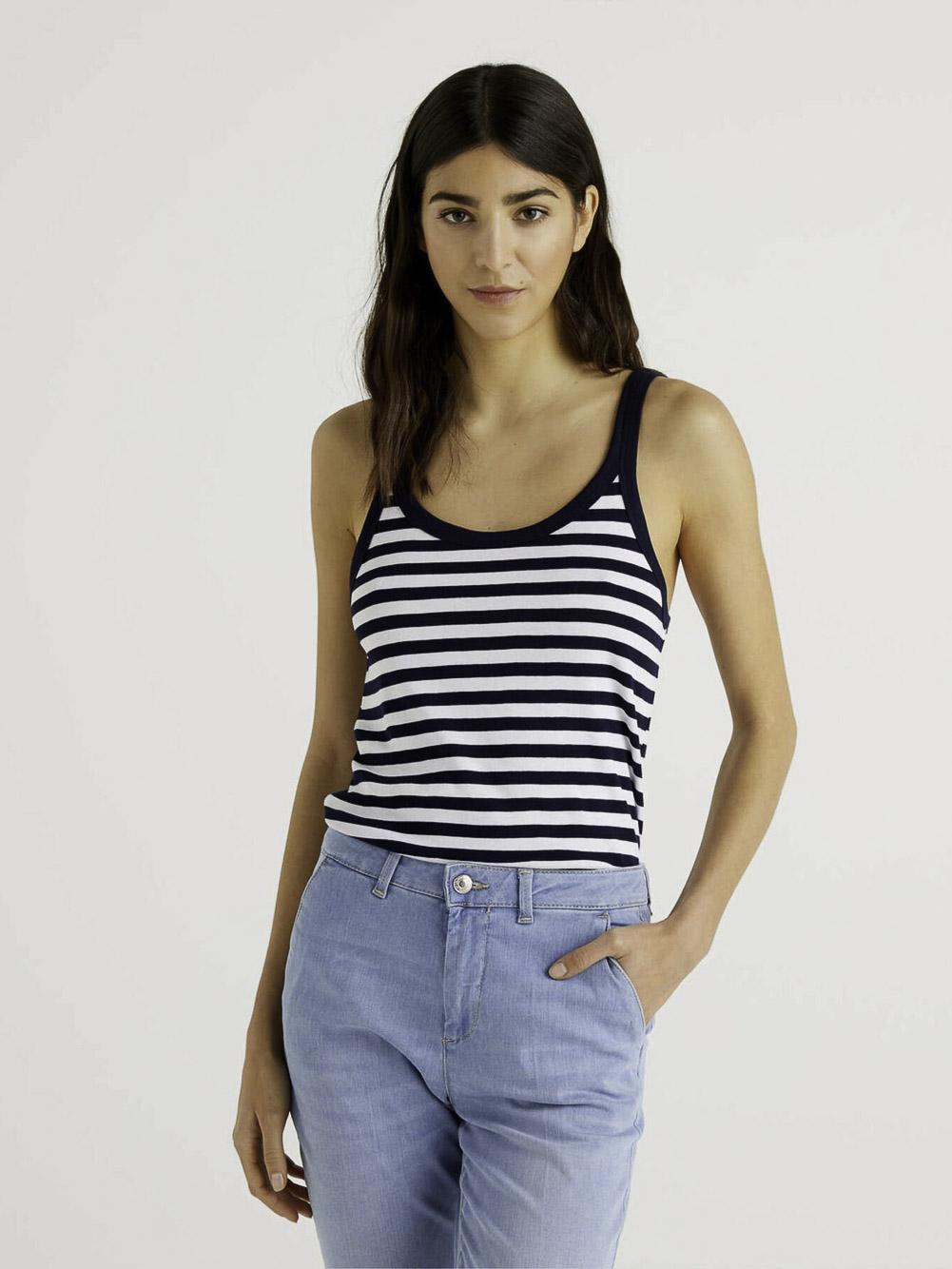 BENETTON Μπλούζα t-shirt 3OA6E8397-21P616 21P616