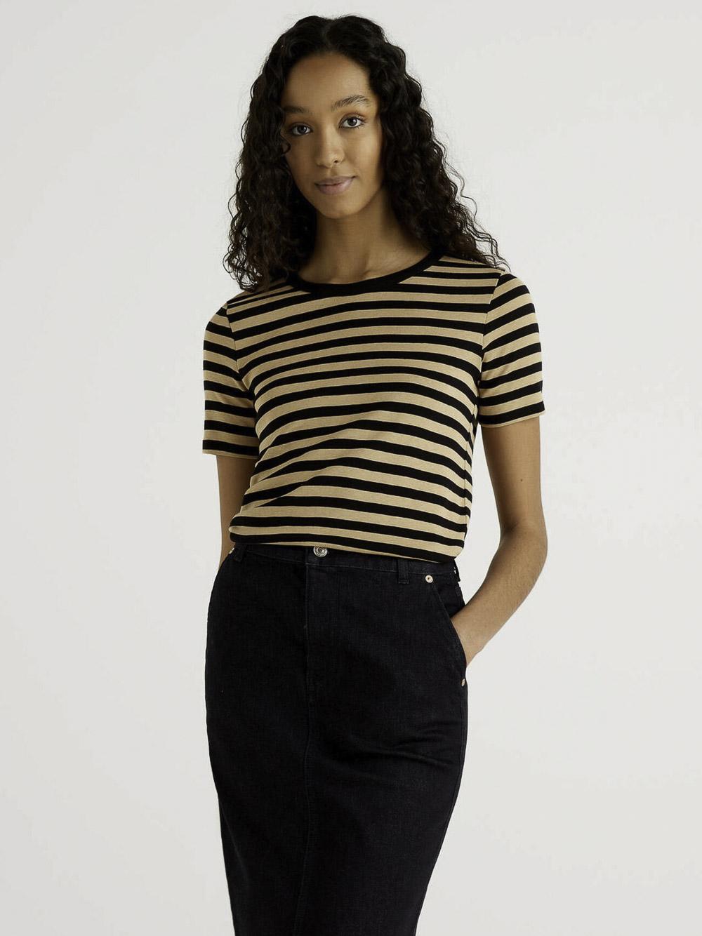 BENETTON Μπλούζα t-shirt 3OA6E16A0 21P915