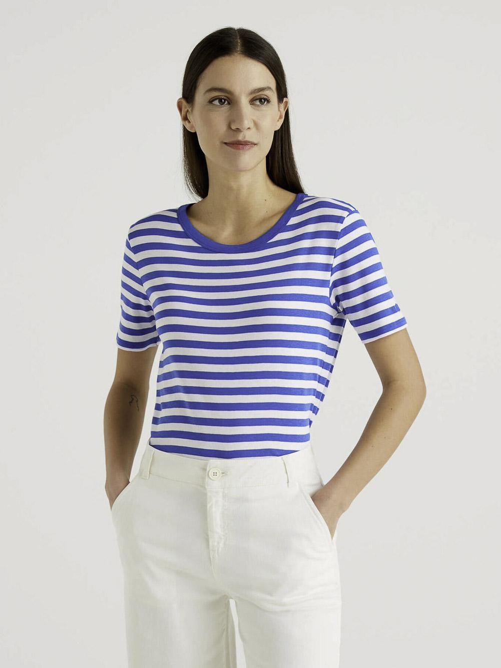 BENETTON Μπλούζα t-shirt 3OA6E16A0 21P96U
