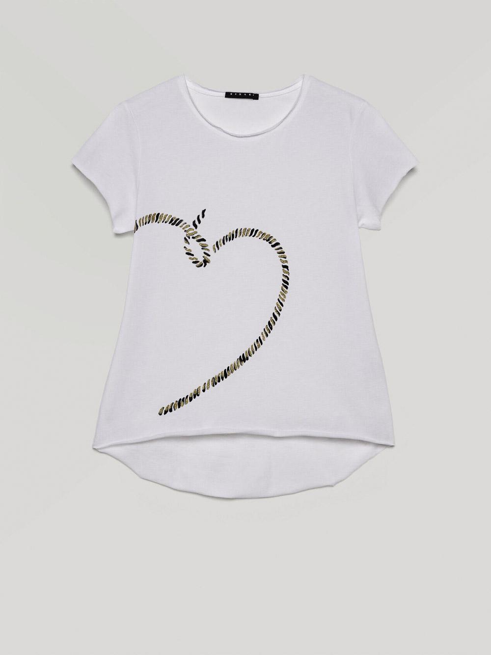 SISLEY YOUNG Μπλούζα t-shirt 3096C159V 21P101