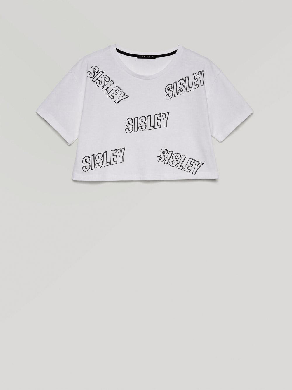SISLEY YOUNG Μπλούζα t-shirt 3096C1599 21P101