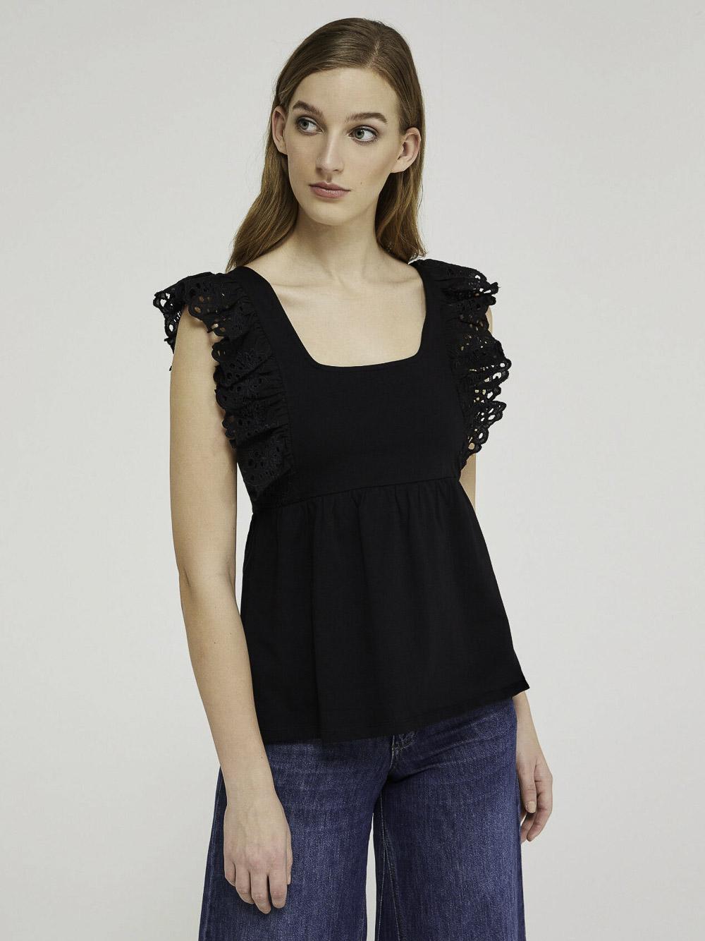 SISLEY Μπλούζα t-shirt 3AIRL8154 21P100