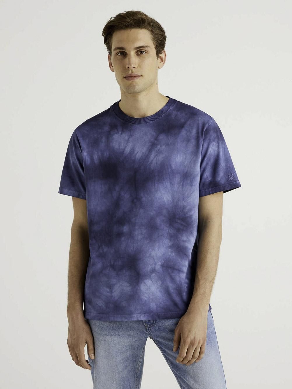 BENETTON Μπλούζα t-shirt 39AYJ19F9 21P852