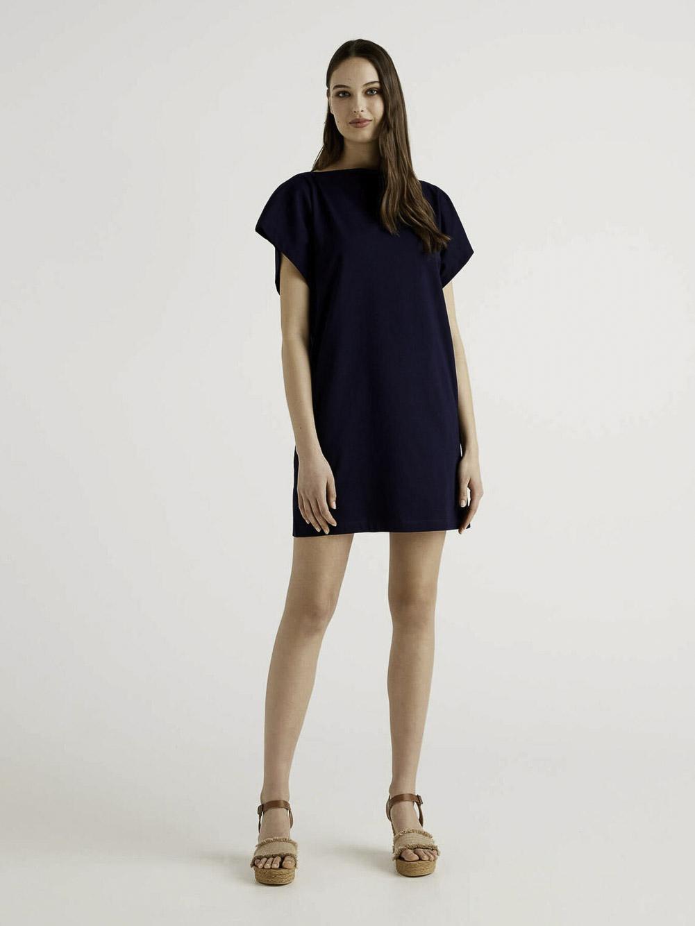 BENETTON Φόρεμα midi 3BL0V1AE5 21P016