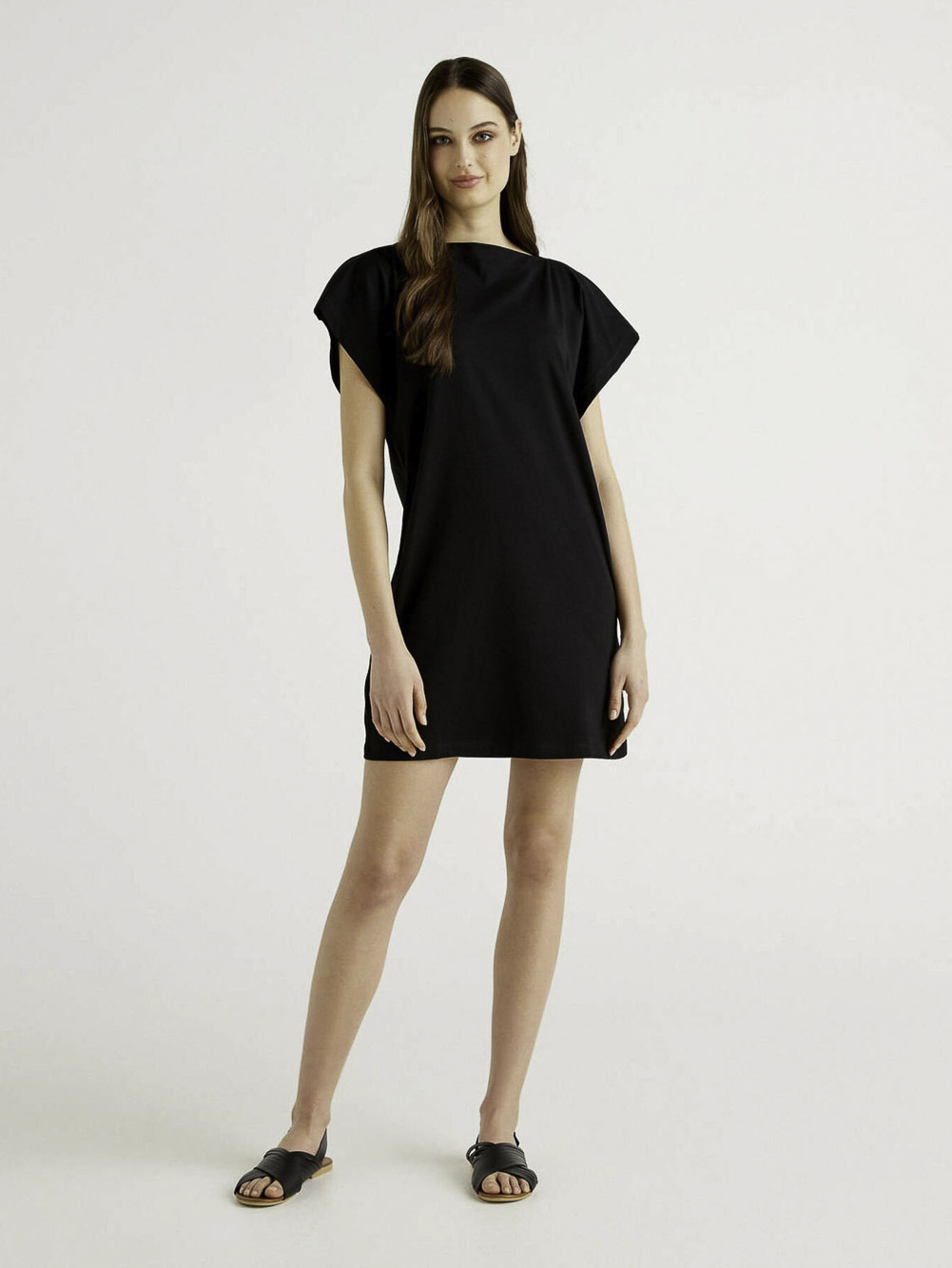 BENETTON Φόρεμα midi 3BL0V1AE5 21P100