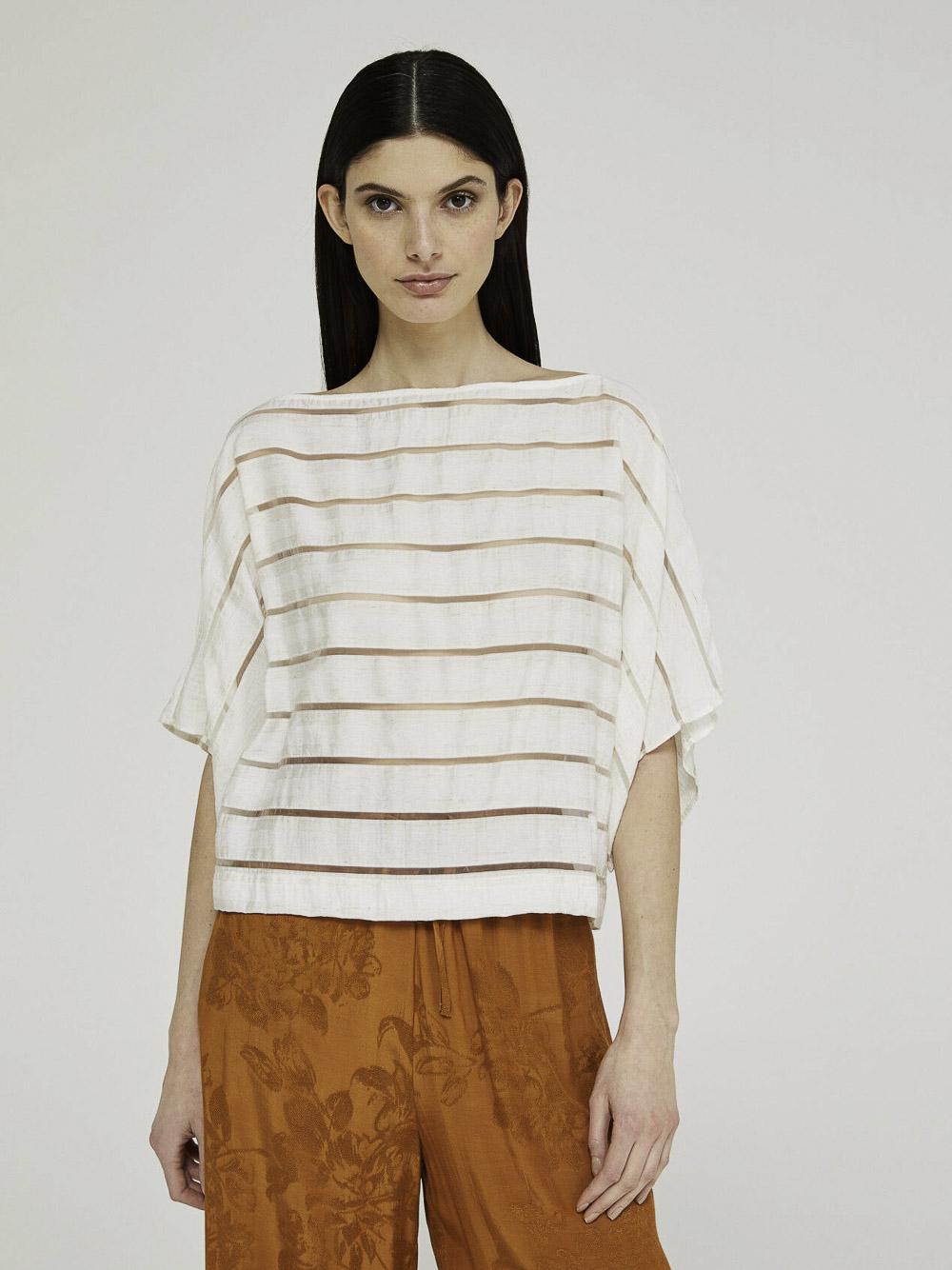 SISLEY Μπλούζα t-shirt 57EQ5QES6 21P901