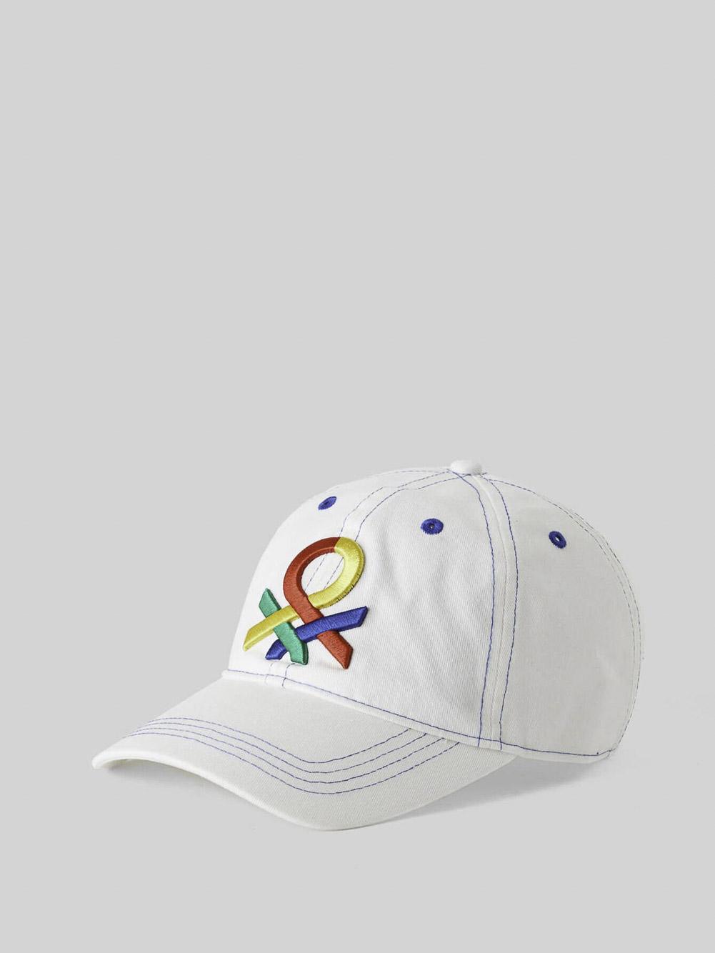 BENETTON Καπέλο baseball 6G1PU41M6 21P701