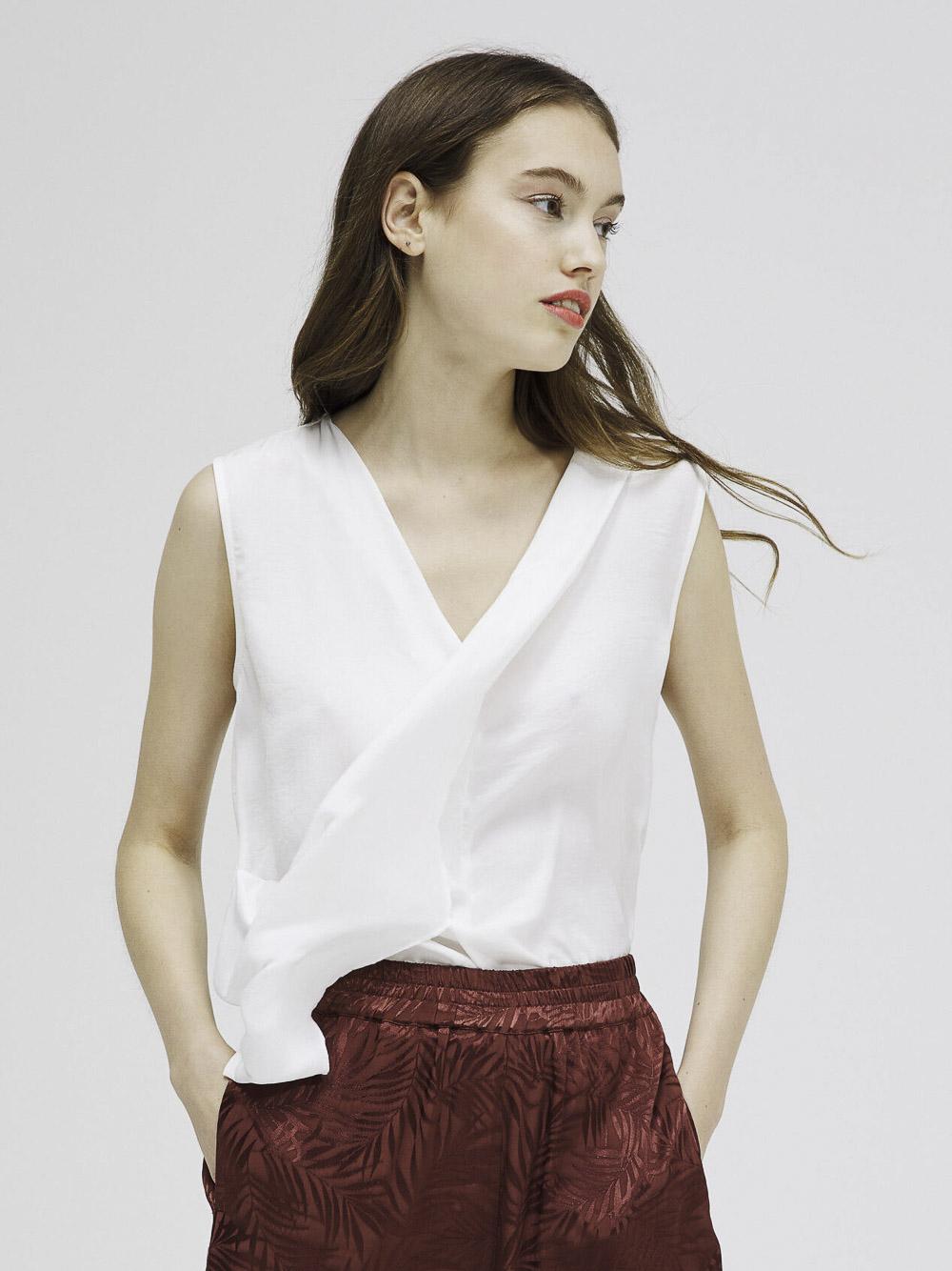 SISLEY Μπλούζα t-shirt 5QR05T3N6 21P074