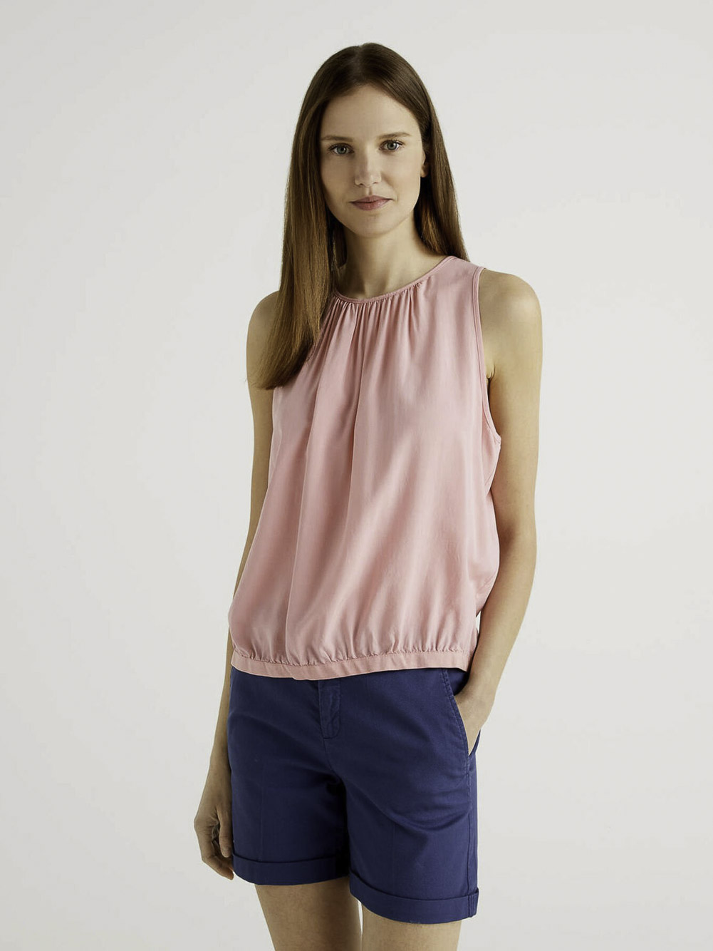 BENETTON BLUSA A 5JWG5QCY3 21P03A