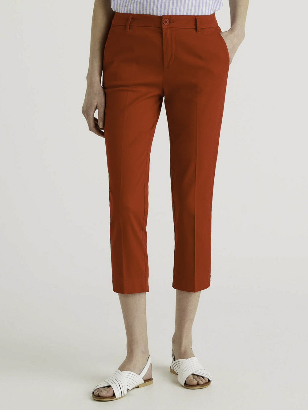 BENETTON Παντελόνι chinos 4CDR558R5 21P015