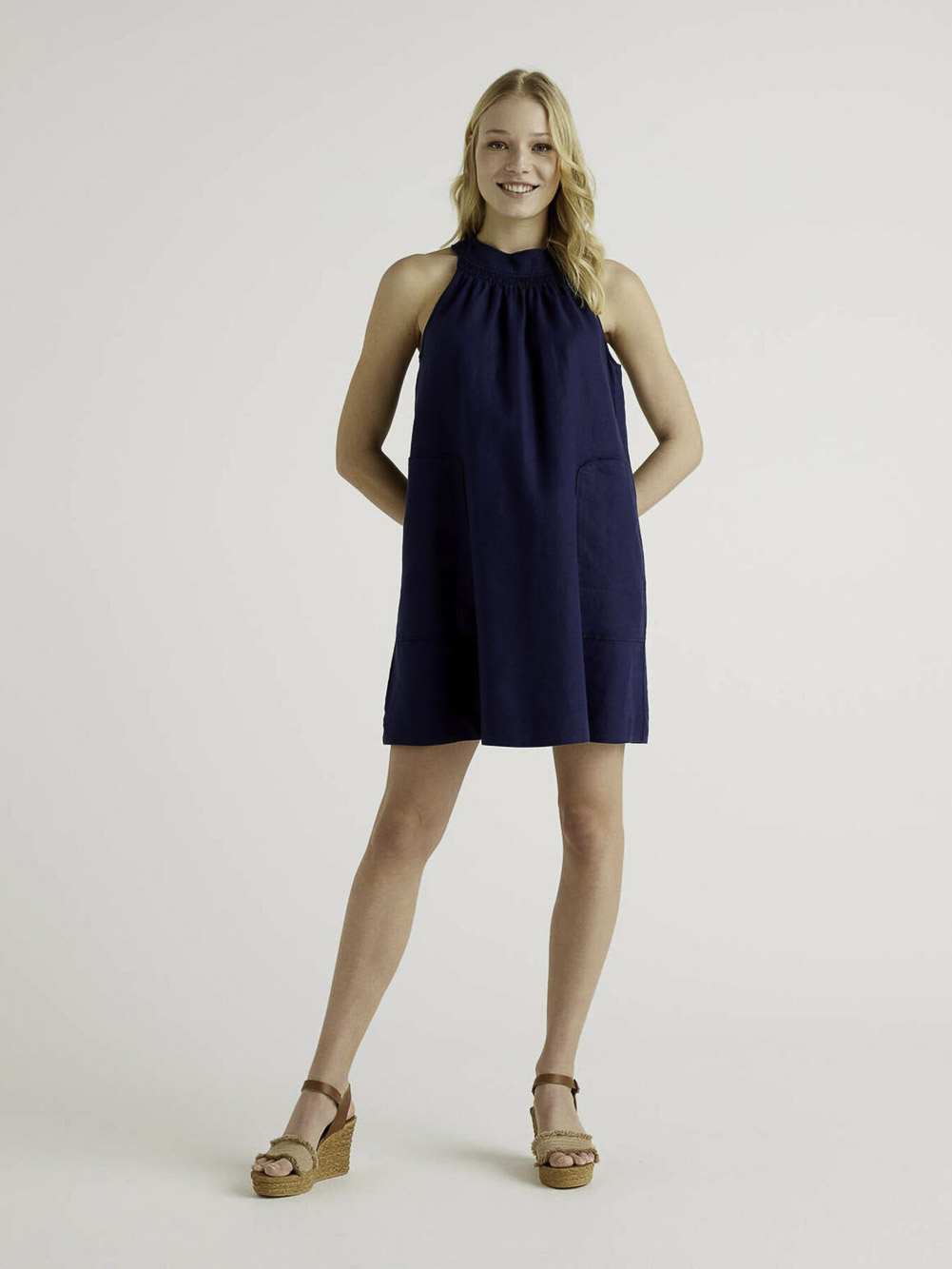 BENETTON Φόρεμα 4AGH5VBJ5 21P252