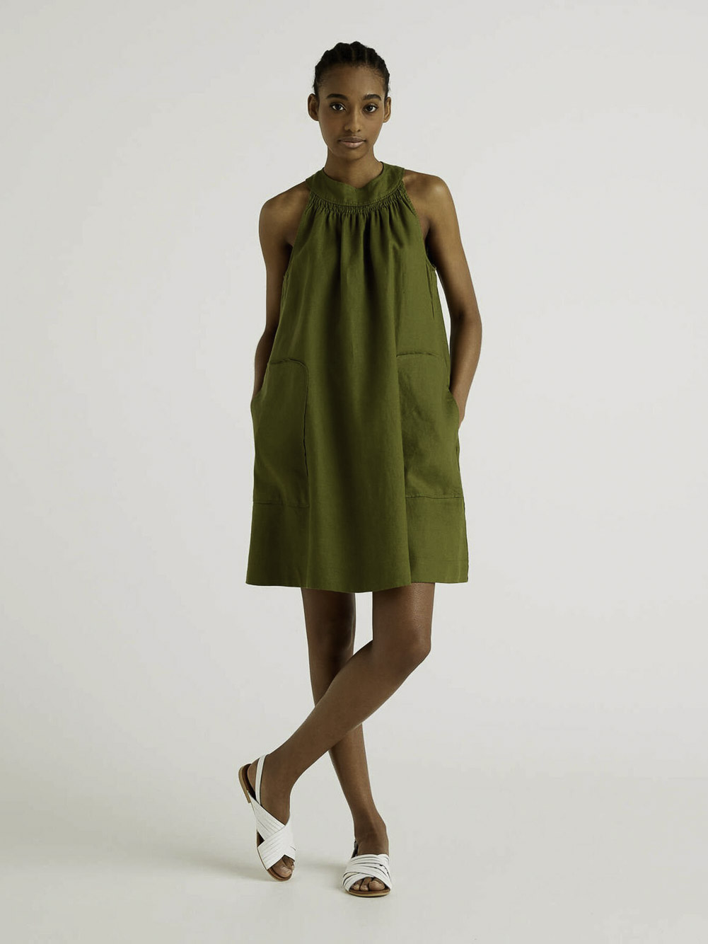 BENETTON Φόρεμα 4AGH5VBJ5 21P2H2