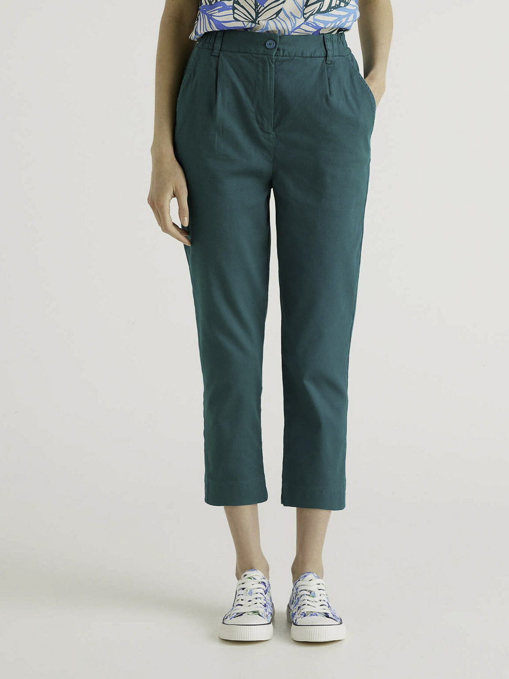 BENETTON Παντελόνι chinos 4CDR55AG5 21P112