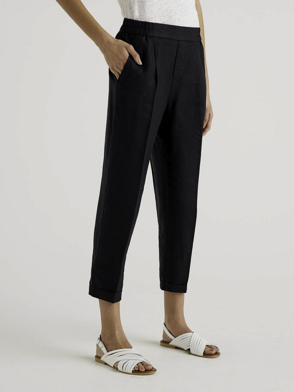 BENETTON Παντελόνι chinos 4AGH558X5 21P100