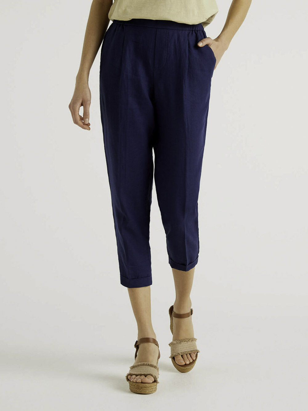 BENETTON Παντελόνι chinos 4AGH558X5 21P252