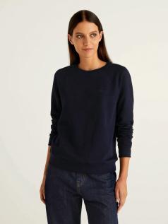 Μπλούζα φούτερ μακρύ μανίκι