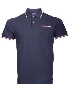 Μπλούζα Polo με τσέπη
