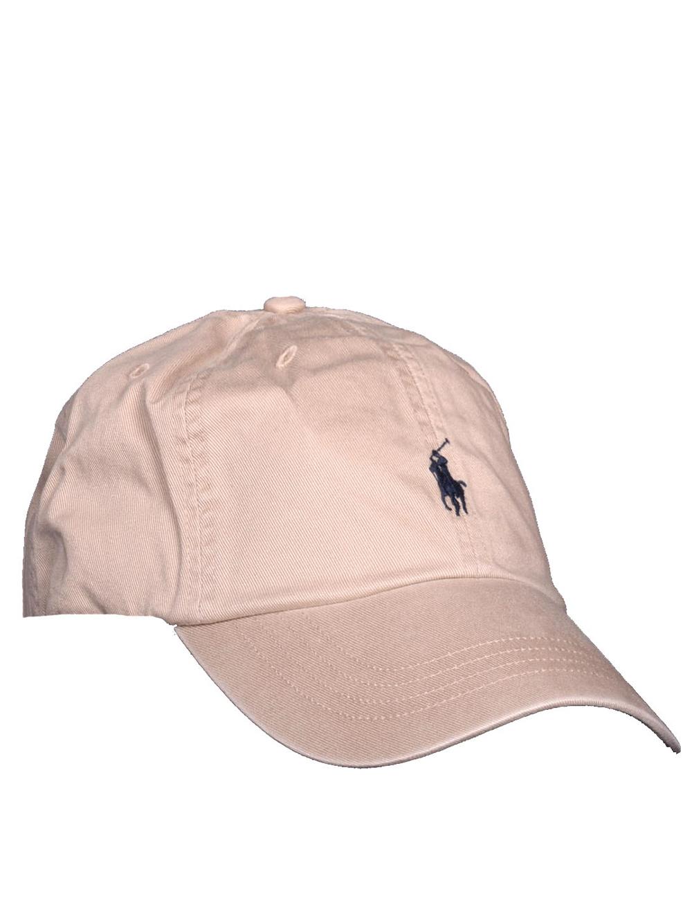 POLO RALPH LAUREN Καπέλο jockey 710548524005 ΜΠΕΖ