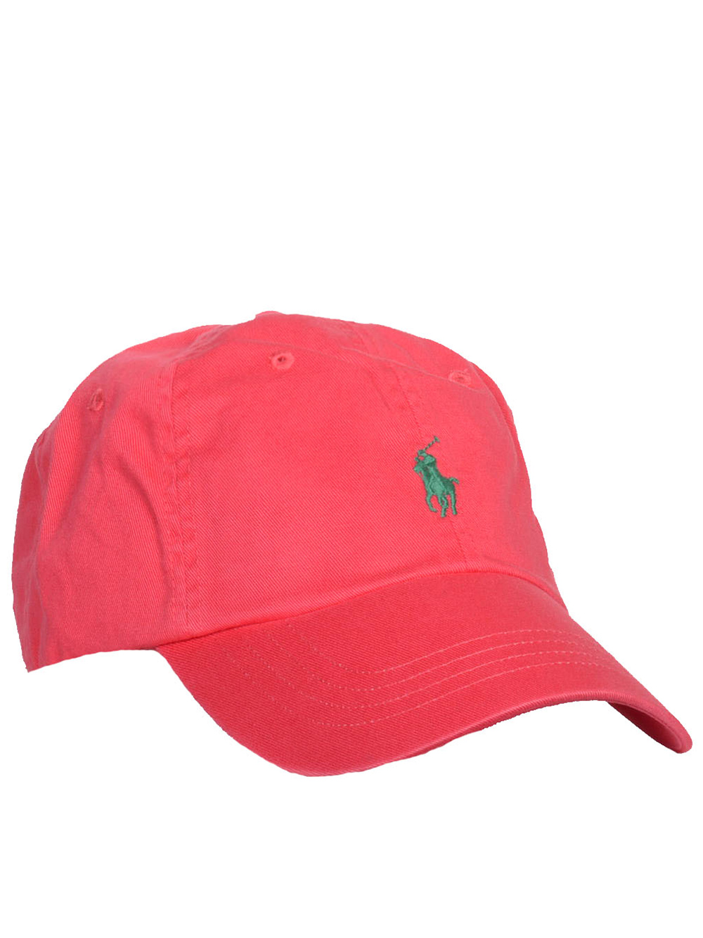 POLO RALPH LAUREN Καπέλο jockey 710667709013 ΚΟΚΚΙΝΟ