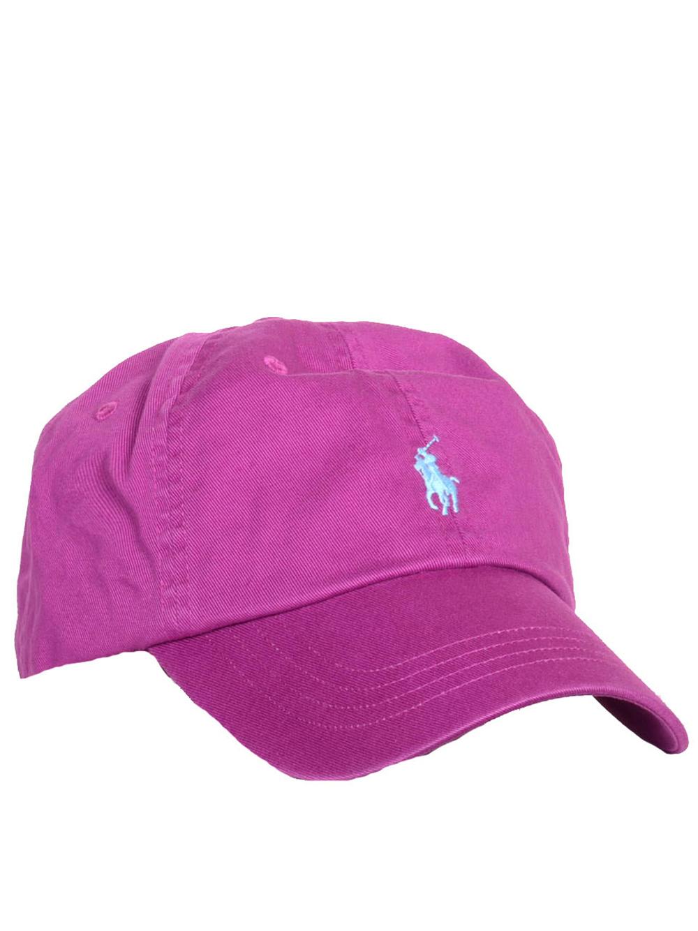 POLO RALPH LAUREN Καπέλο jockey 710667709019 ΜΩΒ
