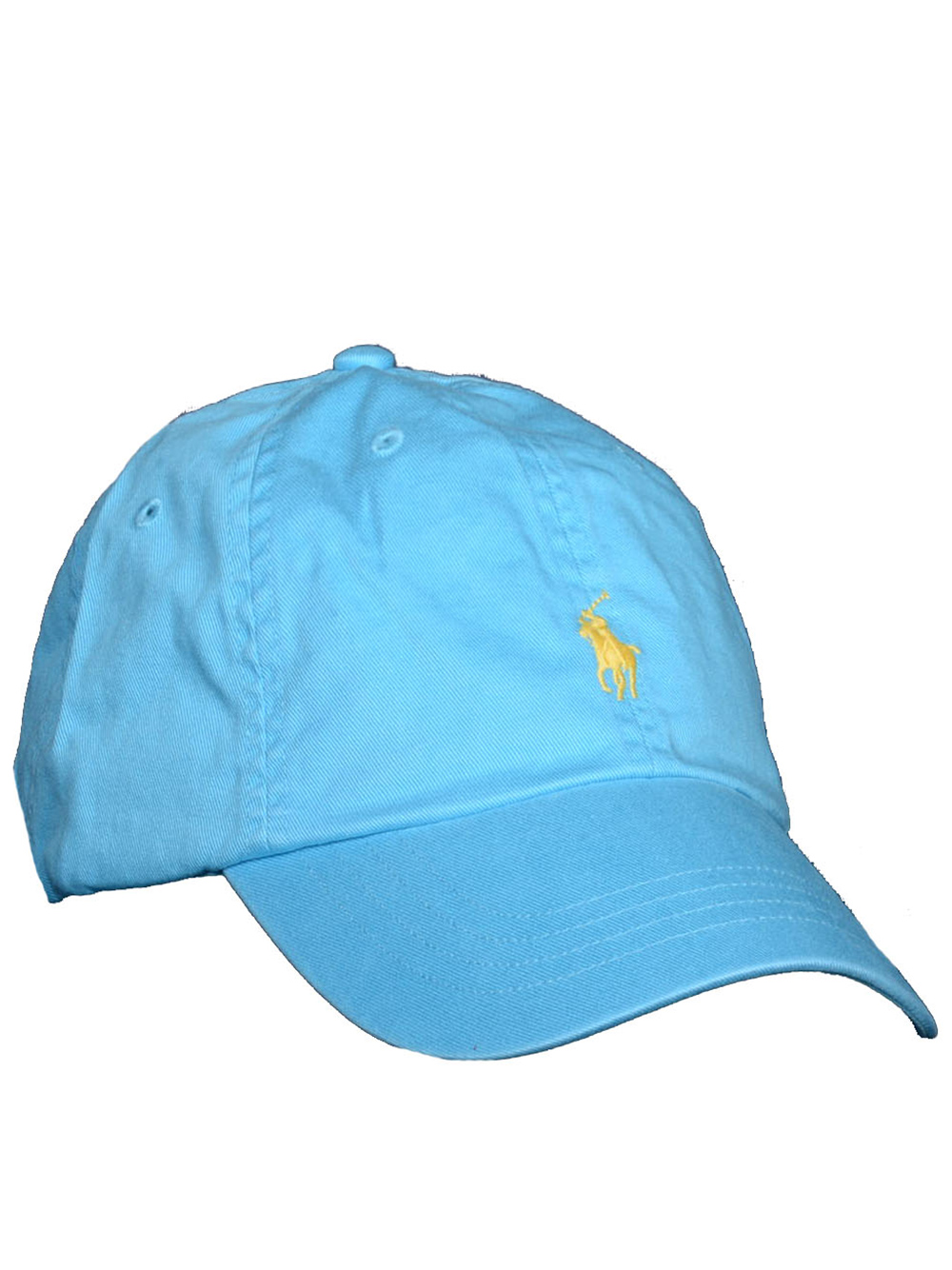 POLO RALPH LAUREN Καπέλο jockey 710667709021 ΤΥΡΚΟΥΑΖ