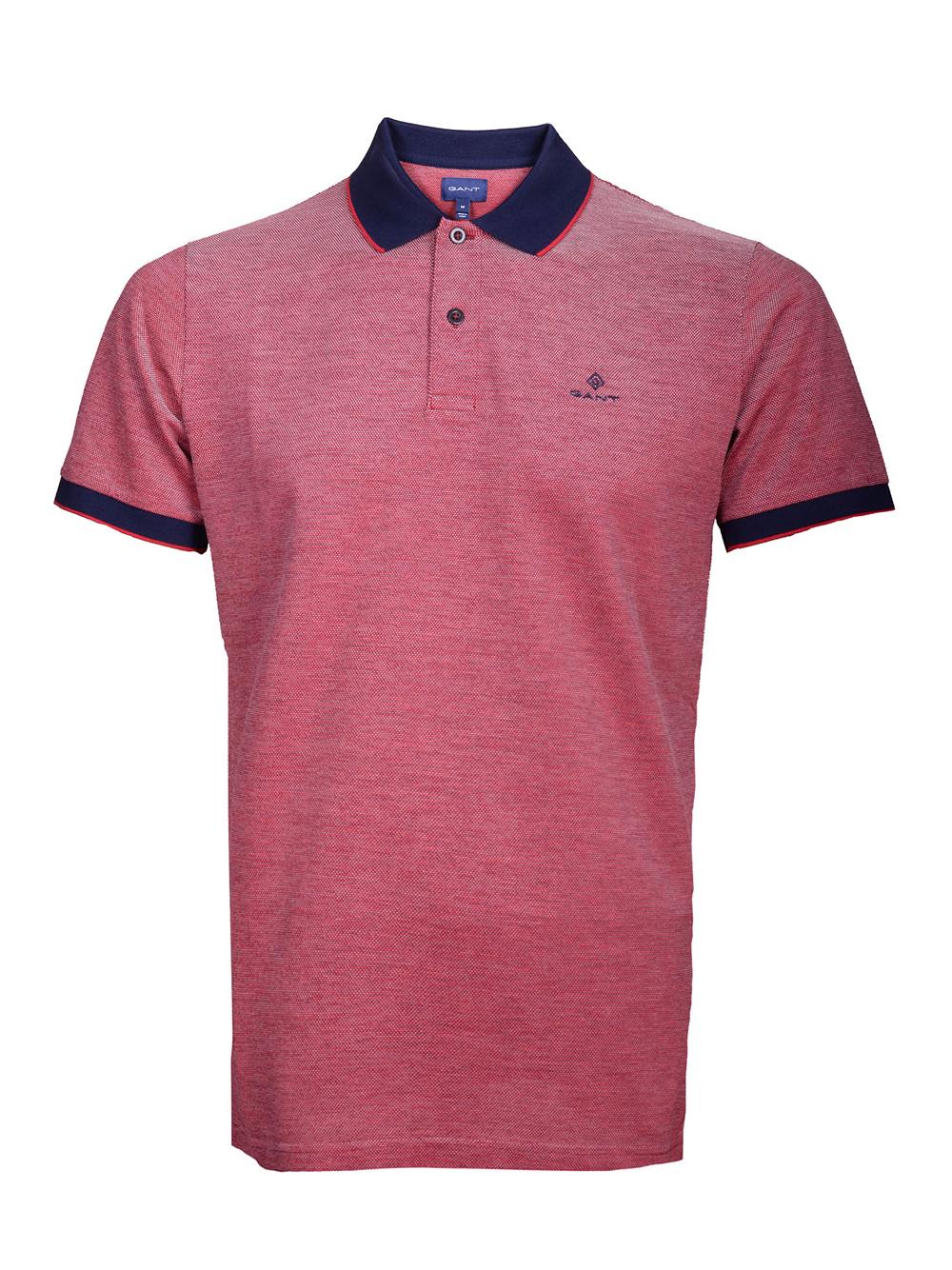 GANT Μπλούζα Polo 3G2012012 ΚΟΚΚΙΝΟ