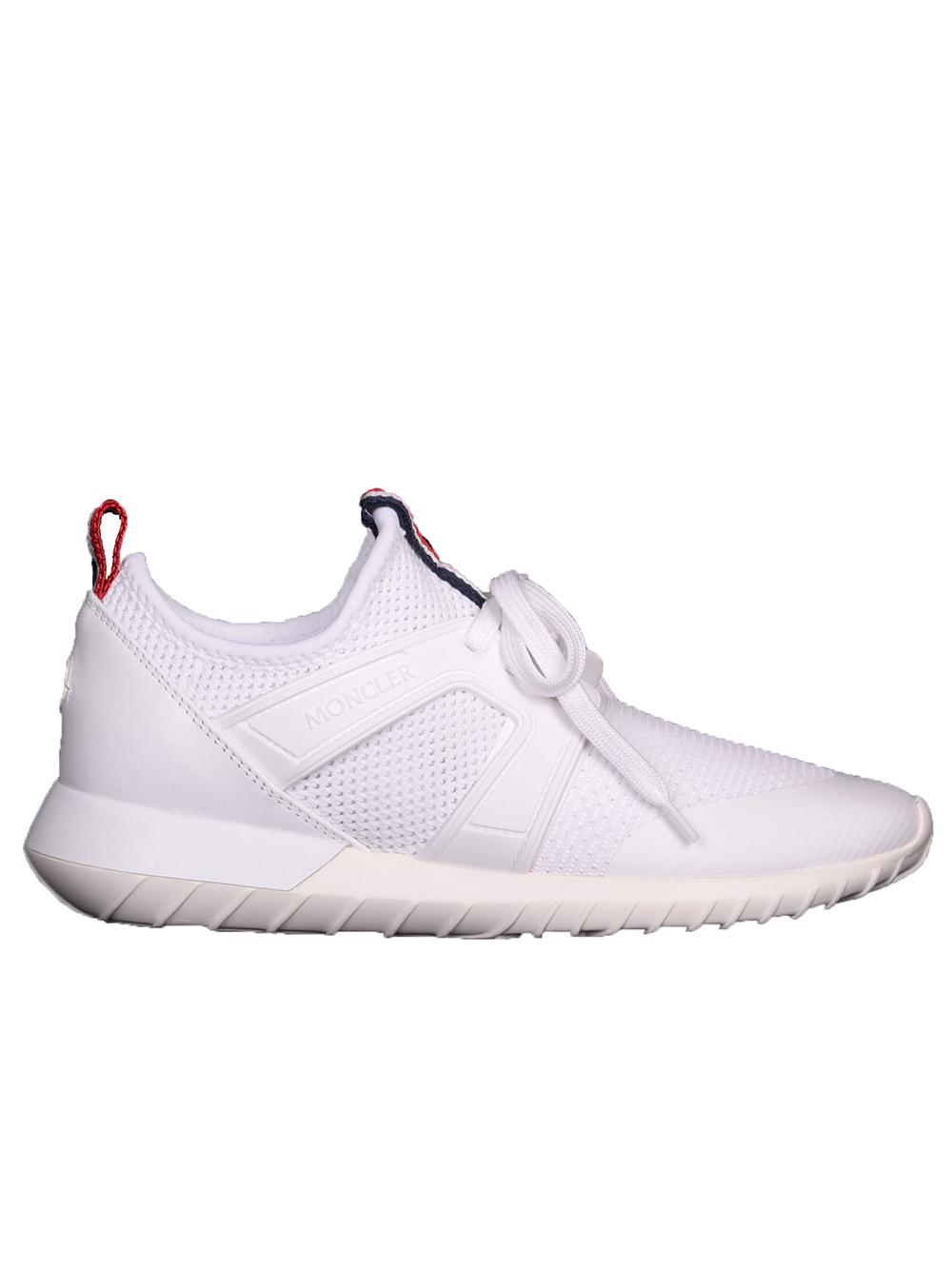 MONCLER Παπούτσια Sneakers E1-09A-2021000 ΛΕΥΚΟ