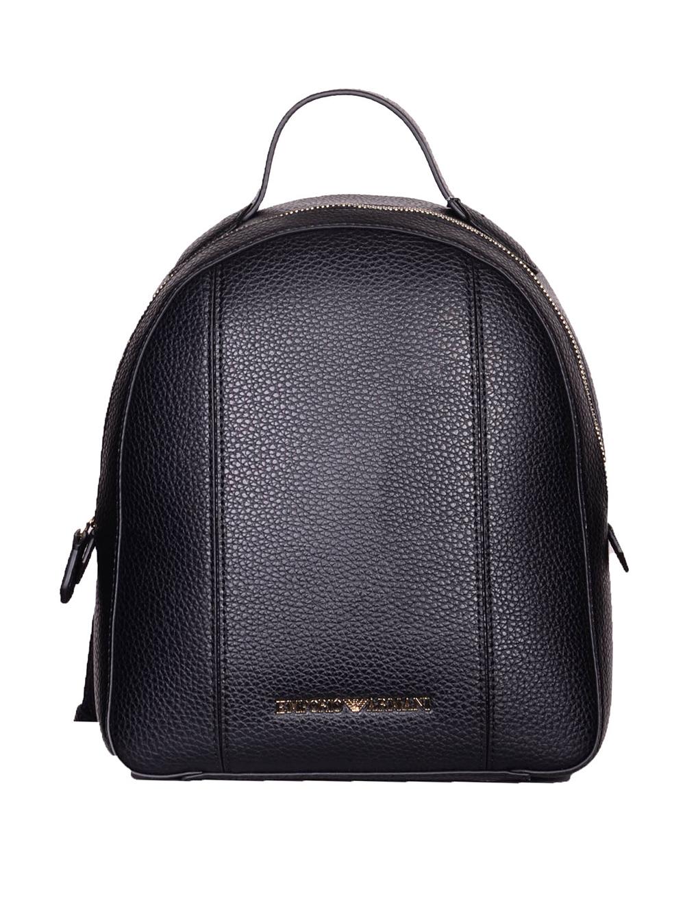 cb050db9c0 EMPORIO ARMANI Τσάντα backpack Y3L030 YH22A ΜΑΥΡΟ