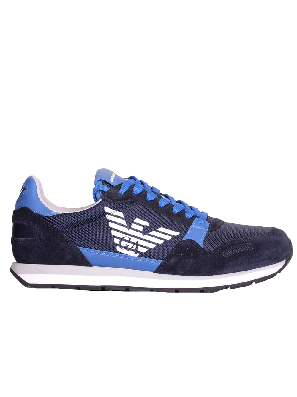 f7d1f53894 -10% Maroudas EMPORIO ARMANI Παπούτσια Sneakers X4Y215 XL198 ΜΠΛΕ