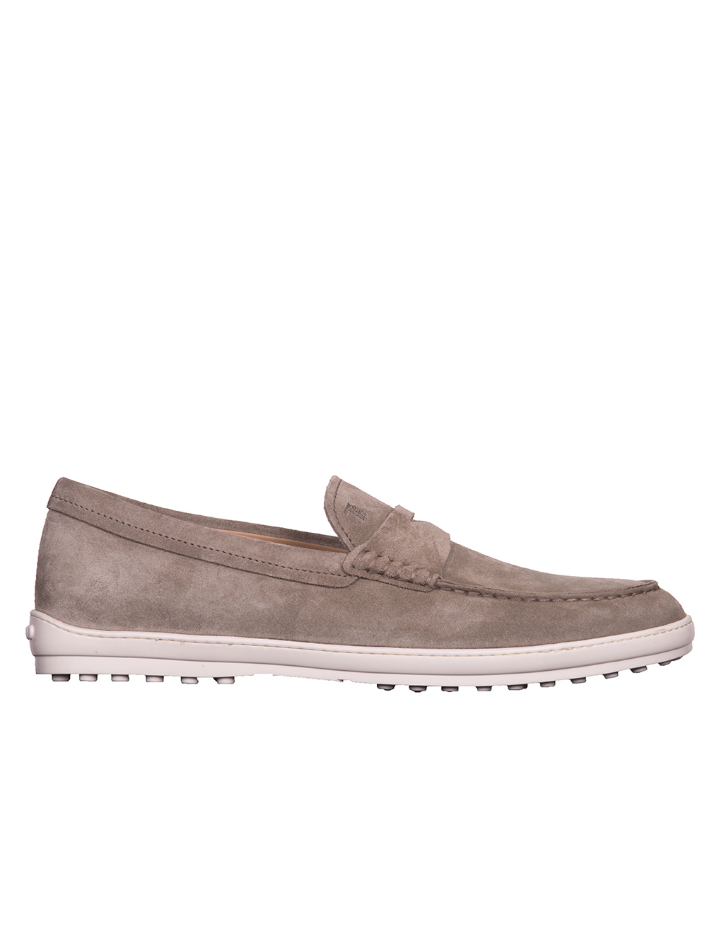 TOD'S Παπούτσια μοκασίνι XXM05B00640RE0C405 ΓΚΡΙ