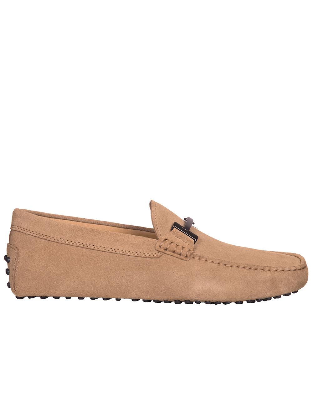 TOD'S Παπούτσια μοκασίνι XXM0GW0AU50RE0C801 ΜΠΕΖ