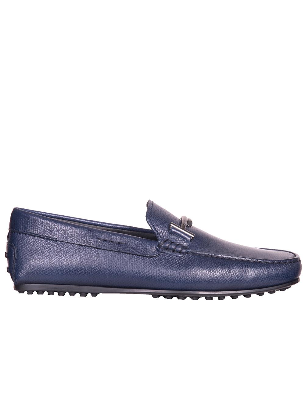 TOD'S Παπούτσια μοκασίνι XXM0LR0Q700TENU820 ΜΠΛΕ