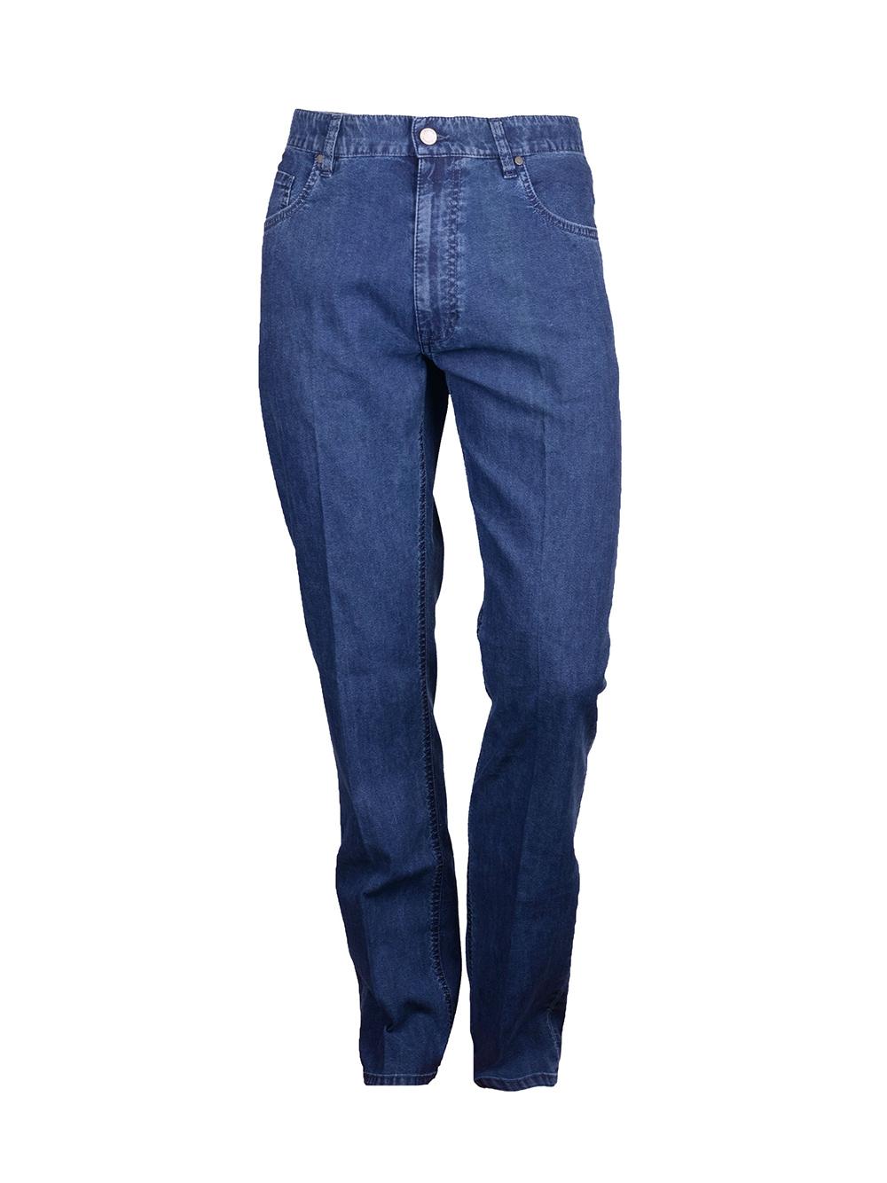 ZEGNA Παντελόνι Jeans VS714ZZ507 ΜΠΛΕ