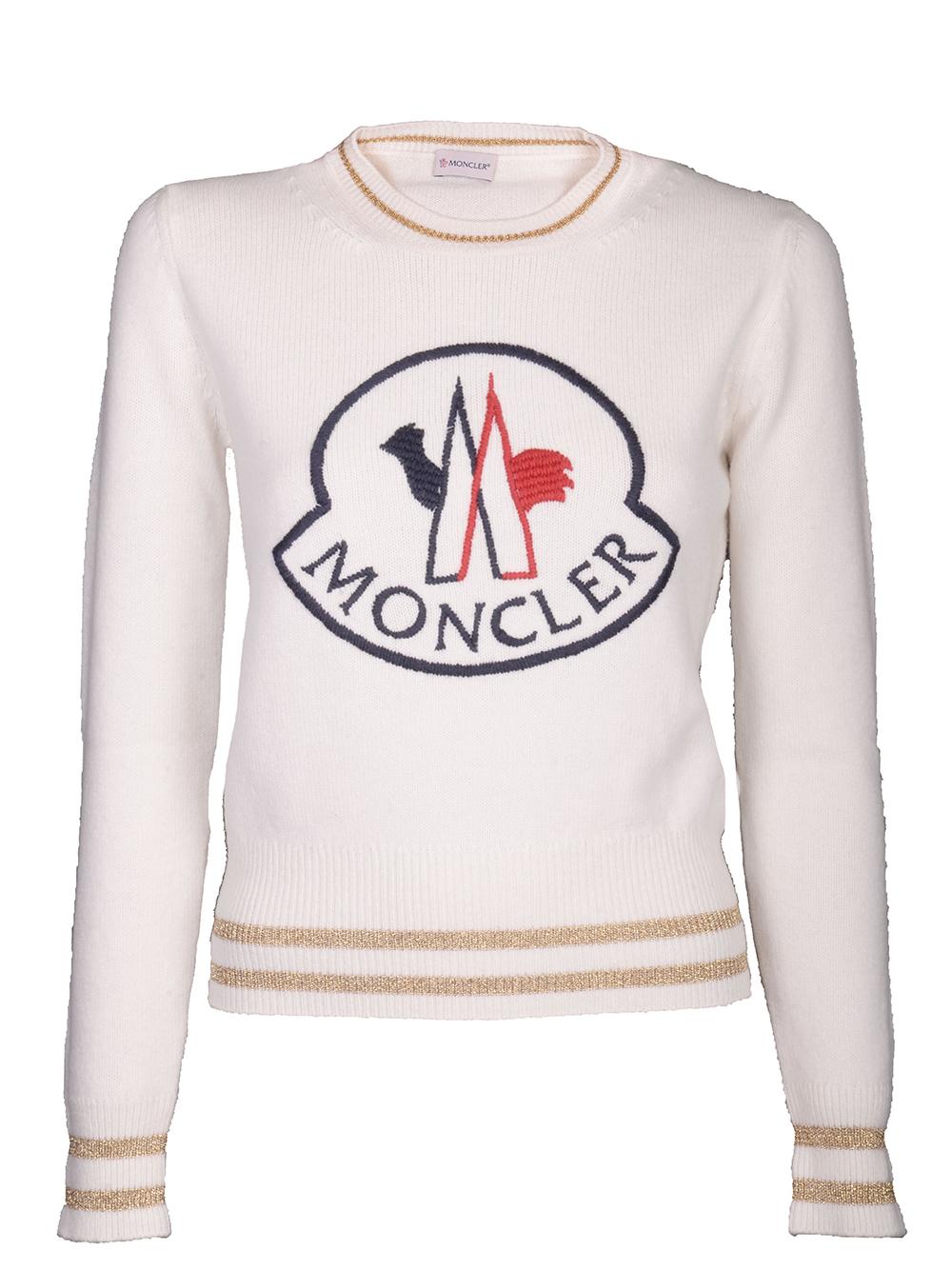 MONCLER Μπλούζα Τ-shirt E2-093-9055650 A9234 ΜΠΕΖ