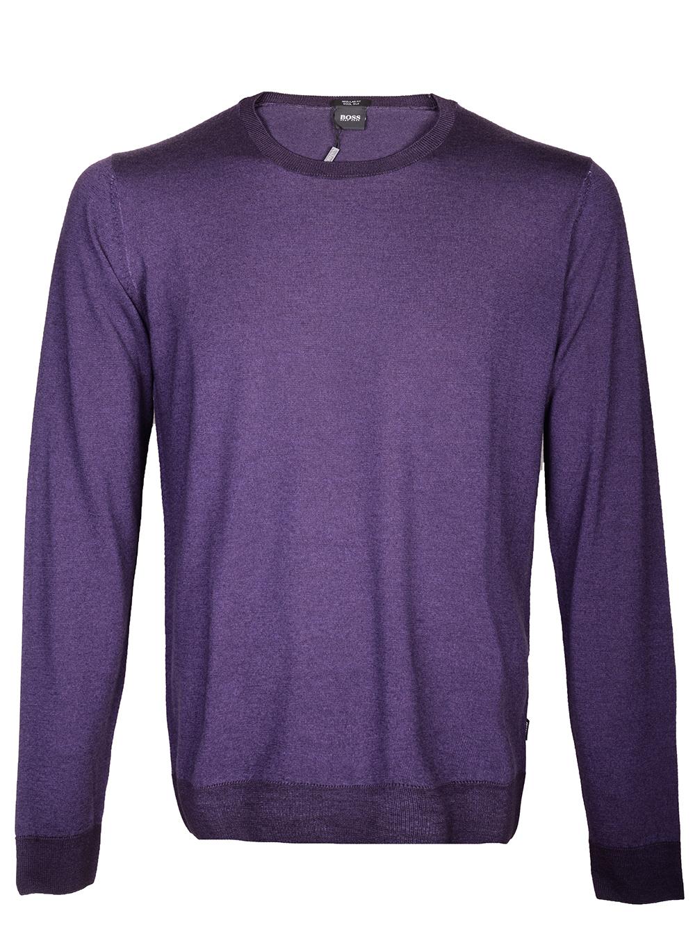 BOSS Μπλούζα πουλόβερ 50415738-511 ΜΩΒ
