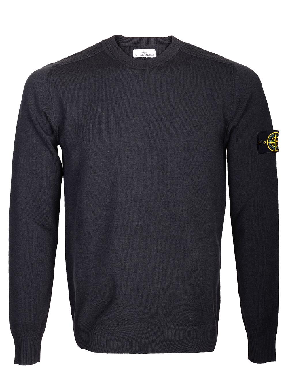 STONE ISLAND Μπλούζα πουλόβερ 7115591A1 ΧΑΚΙ