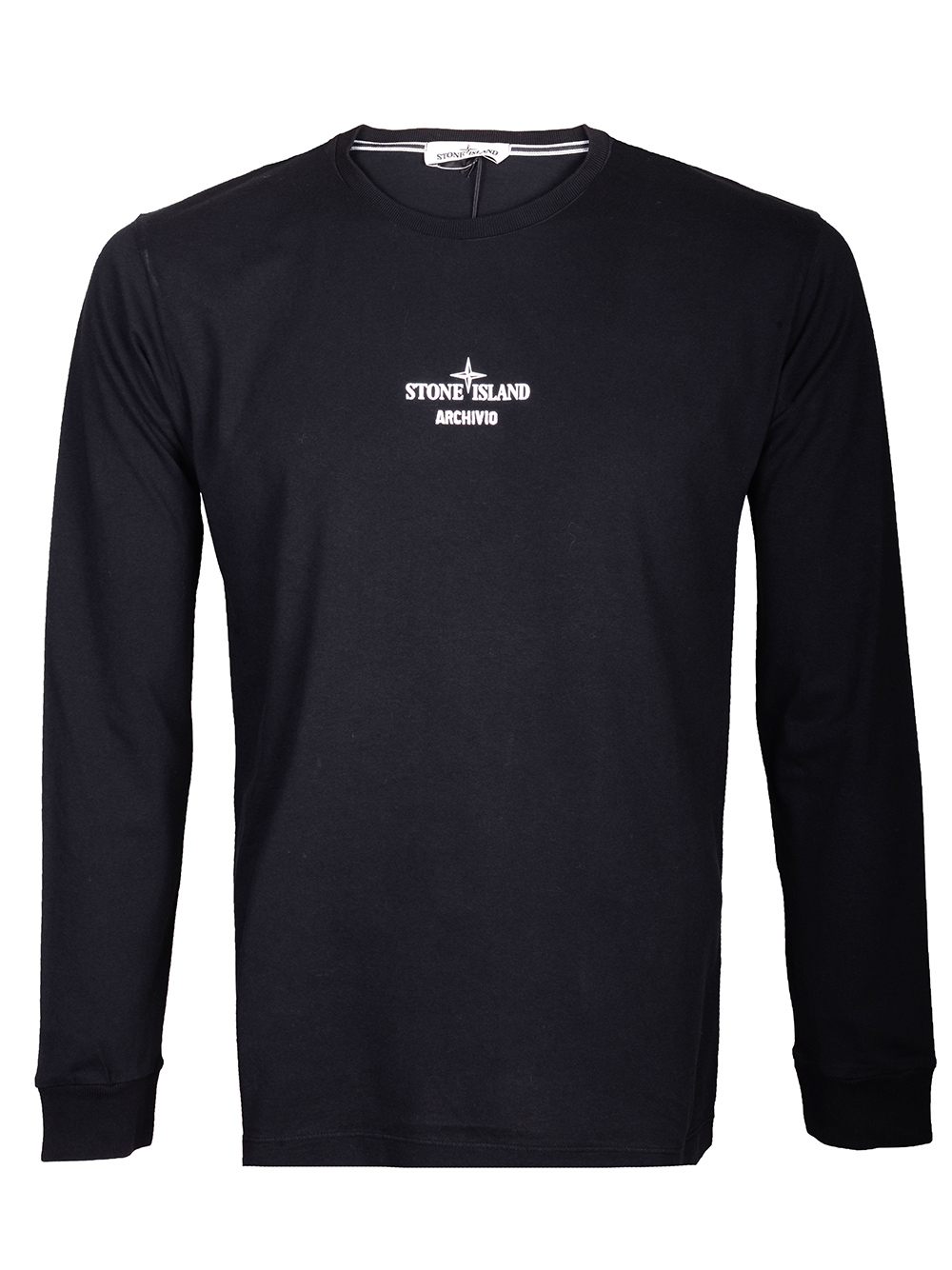 STONE ISLAND Μπλούζα T-Shirt 71152ML91 ΜΑΥΡΟ