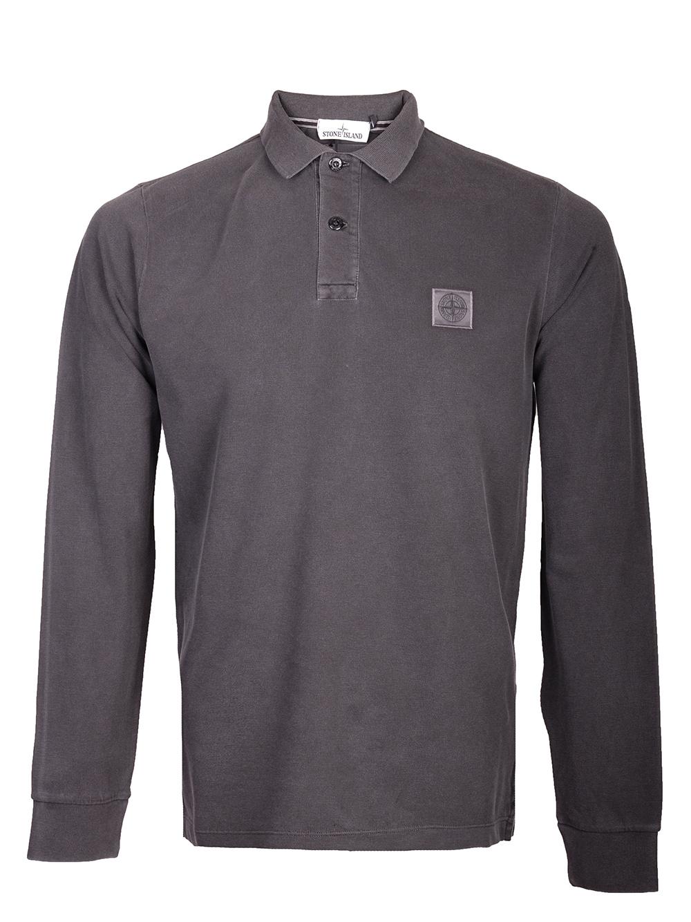STONE ISLAND Μπλούζα Polo 71152SS67 ΧΑΚΙ