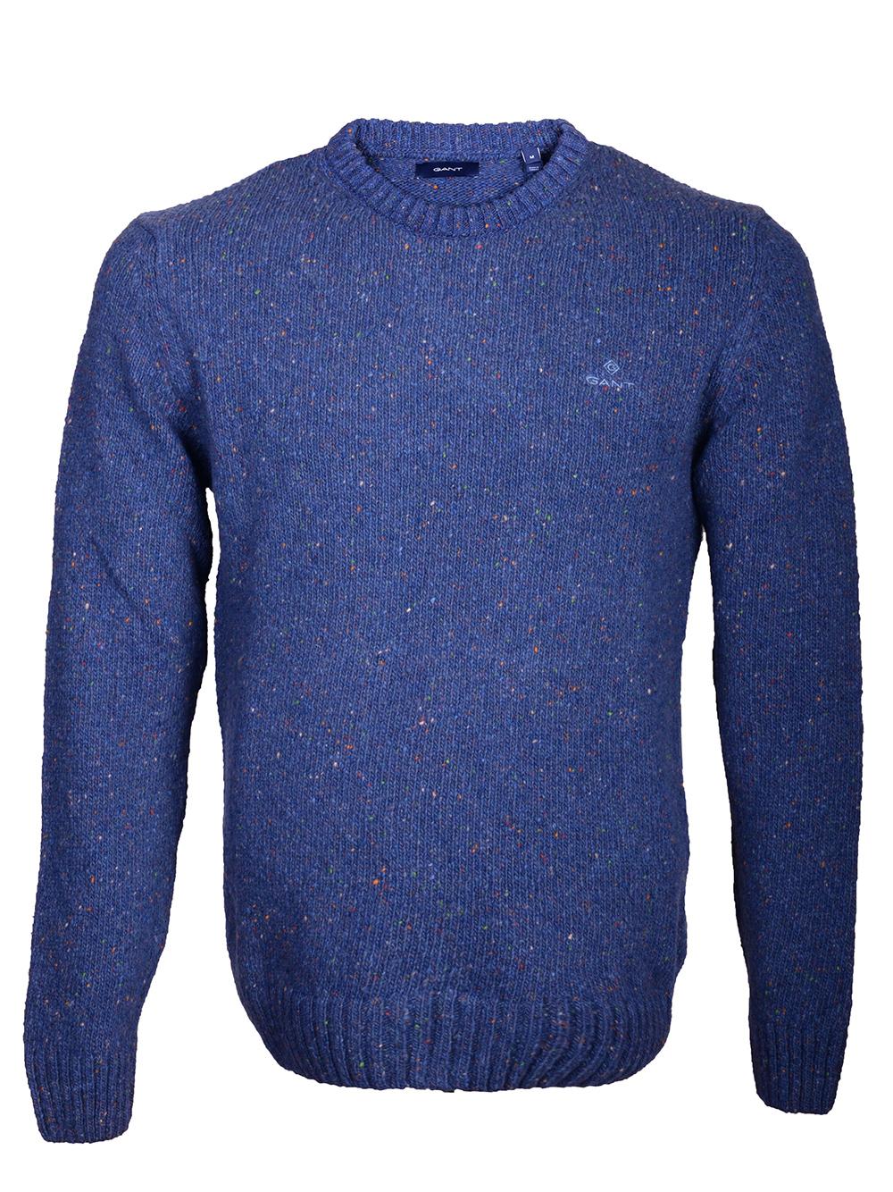 GANT Μπλούζα πουλόβερ 3G8040059-5-433 ΜΠΛΕ